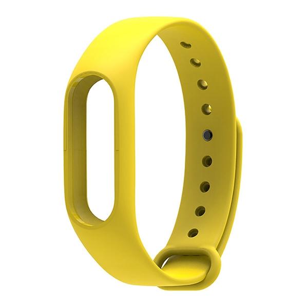 Ремешок Xiaomi для Mi Band 2 Желтый