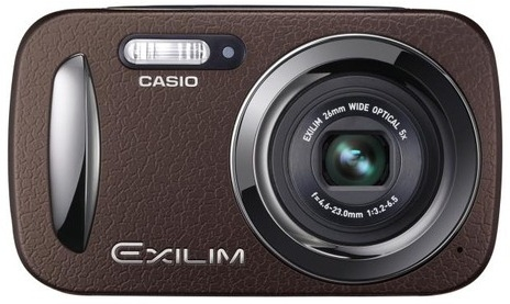 Casio Exilim EX-N20 Brown