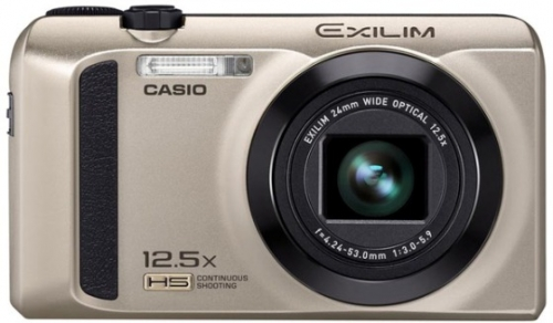 Casio Exilim EX-ZR300 Gold