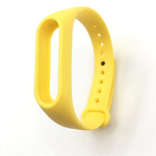 Ремешок Xiaomi для Mi Band 2 Жёлтый Лимон