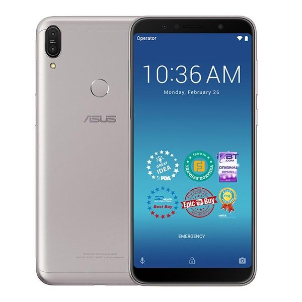 Мобильный телефон Asus ZenFone Max Pro ZB602KL 3 32Gb Silver