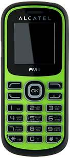 Alcatel One Touch 228 Acid Green