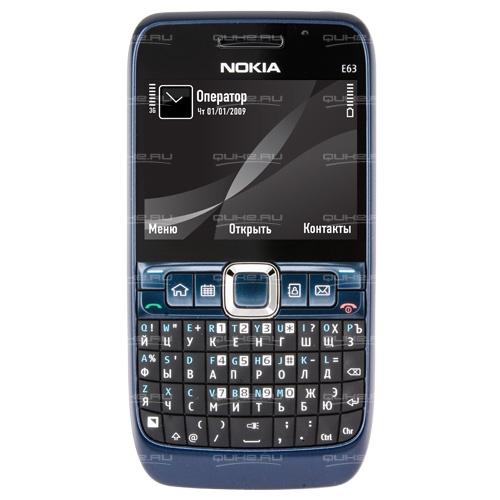 Nokia E63 Blue Купить No...