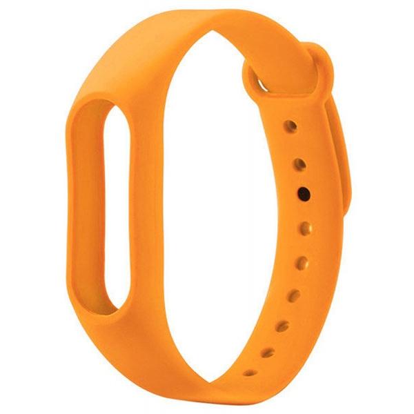 Ремешок Xiaomi для Mi Band 2 Оранжевый