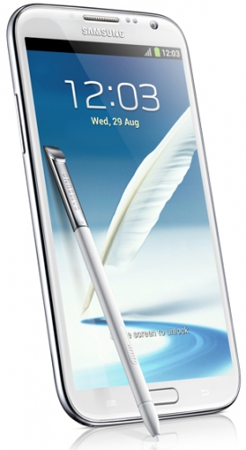 Samsung N7100 Galaxy Note II 16Gb White