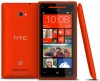 HTC Windows Phone 8X Flame Red