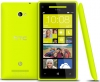 HTC Windows Phone 8X Limelight Yellow