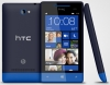 Смартфон HTC Windows Phone 8S Blue