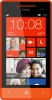 HTC Windows Phone 8S Red