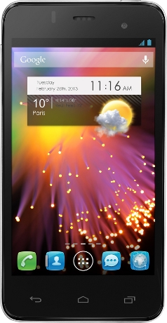 Alcatel One Touch Star Dual Sim 6010D Gun Grey