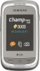 Samsung Champ Neo Duos C3262 Metallic Silver