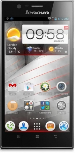 Lenovo K900 16Gb Steel Grey