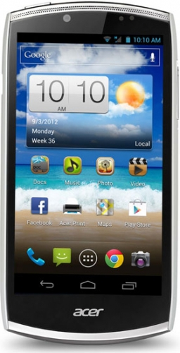 Acer CloudMobile S500 White