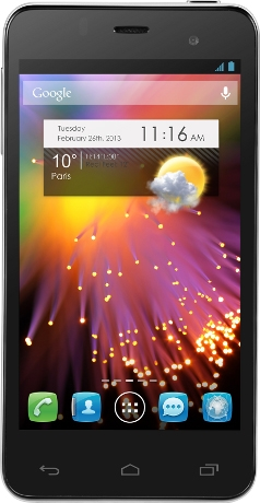 Alcatel One Touch Star Dual Sim 6010D Silver