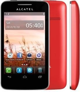 Alcatel Tribe 3041D Red