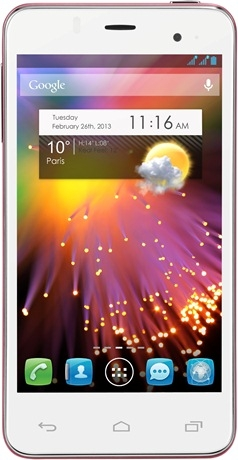 Alcatel One Touch Star Dual Sim 6010D Cranberry Pink