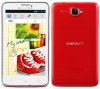 Alcatel One Touch Scribe Easy 8000D Red