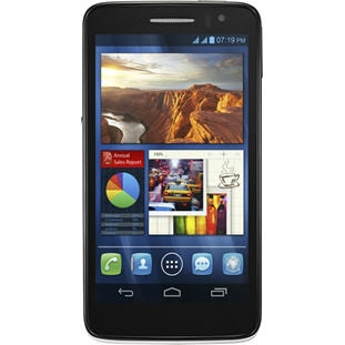Alcatel OneTouch ScribeHD 8008D White