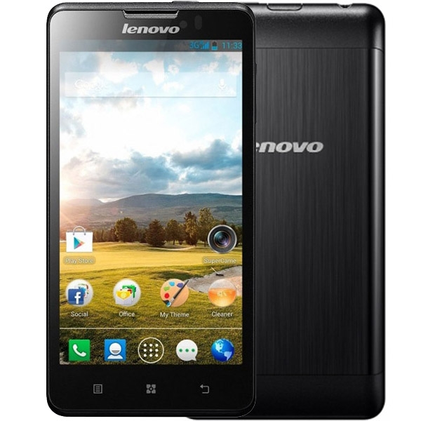 Lenovo P780 4Gb Black