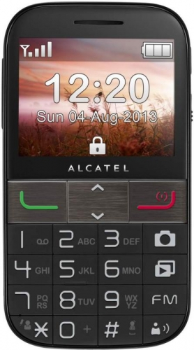 Alcatel One Touch 2001X Black