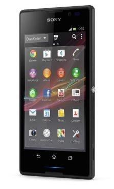 Купить смартфон Sony Xperia C C2305 Black дешево, цена ...
