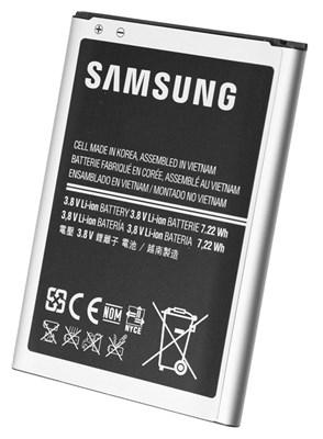 Samsung Аккумулятор для Galaxy S4 mini Duos GT-I9192 EB-B500AEBECRU