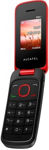 Alcatel One Touch 1030D Red