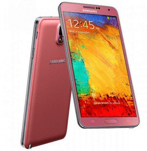 Samsung Galaxy Note 3 SM-N900 32Gb Red