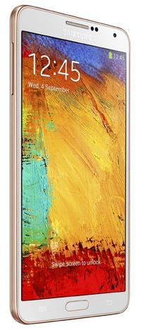Samsung Galaxy Note 3 SM-N900 32Gb White Gold