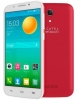 Alcatel One Touch Pop S7 LTE White Red
