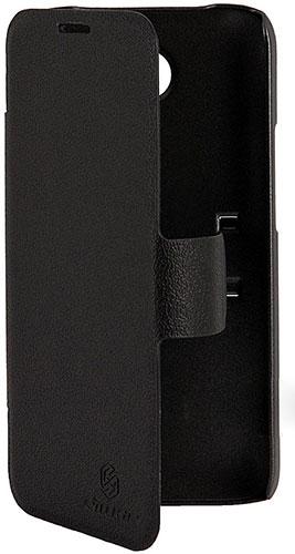 Nillkin для Lenovo A820 Fresh Series Leather Case черный