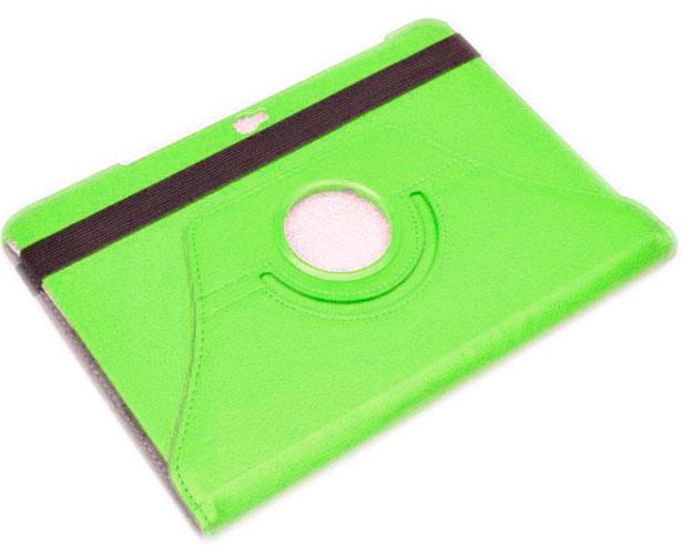 Skinbox для Samsung Galaxy Note 10.1 N8000 Rotation 360 зеленый