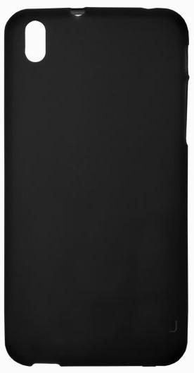 TPU Силиконовый чехол для HTC Desire 816 Dual Sim черный матовый