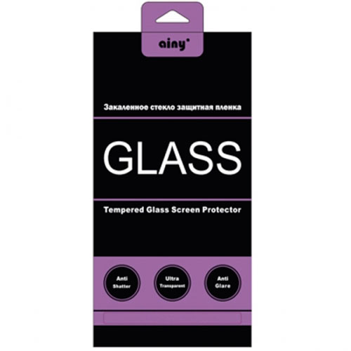 Ainy Защитное стекло для Samsung Galaxy Mega 2 Duos 0.33 мм