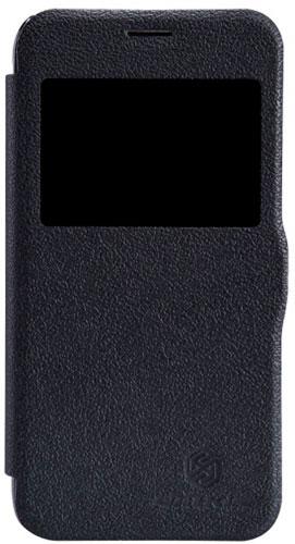 Nillkin для Samsung Galaxy Express 2 Fresh Series Leather черный
