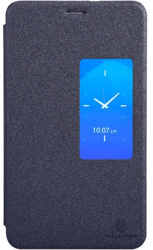 Nillkin для Huawei Ascend Mate 2 Sparkle Leather Case черный