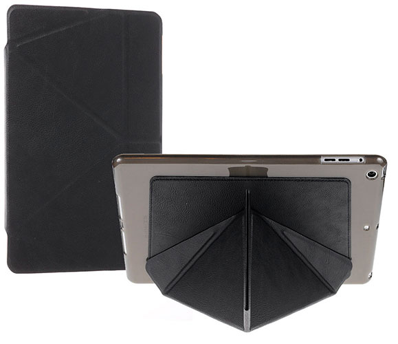 Kwei для iPad mini with Retina Display case Smart Case черный