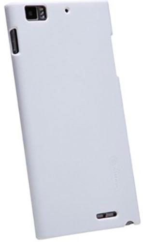 Nillkin для Lenovo Vibe Z K910L Fresh Series Leather Case белый