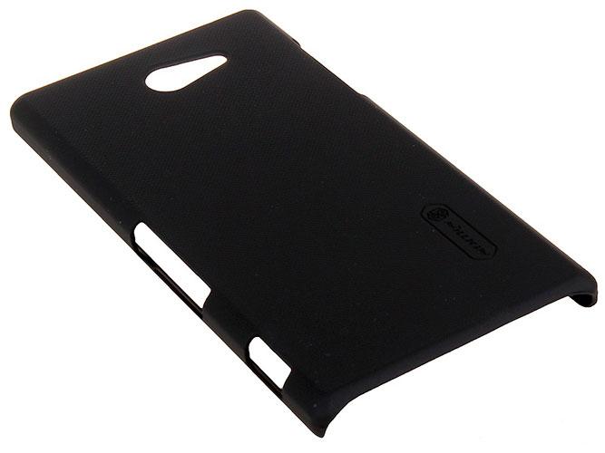 Nillkin для Sony Xperia M2 Super Frosted Shield черный