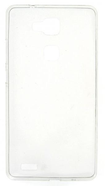 TPU Силиконовый чехол для Huawei Ascend Mate 7 0.5мм прозрачный глянцевый