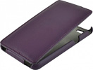 Чехол книжка для Sony Xperia T3 (D5103) UpCase фиолетовый