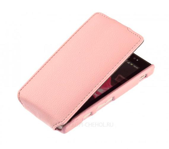 UpCase для Apple iPhone 5 5S розовый
