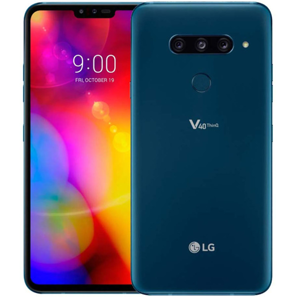 LG V40 ThinQ 6 128Gb Moroccan Blue