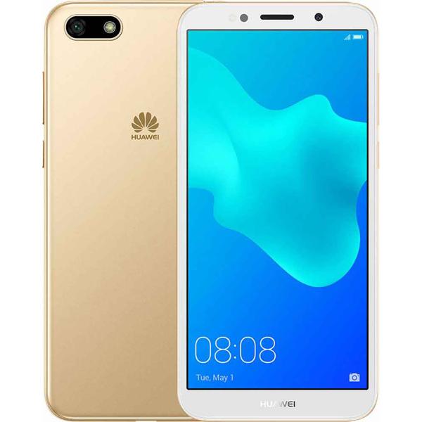 Купить Смартфон Huawei Y5 Prime (2018) Gold в каталоге интернет-магазина Quke по выгодной цене с доставкой, отзывы, фотографии - Москва