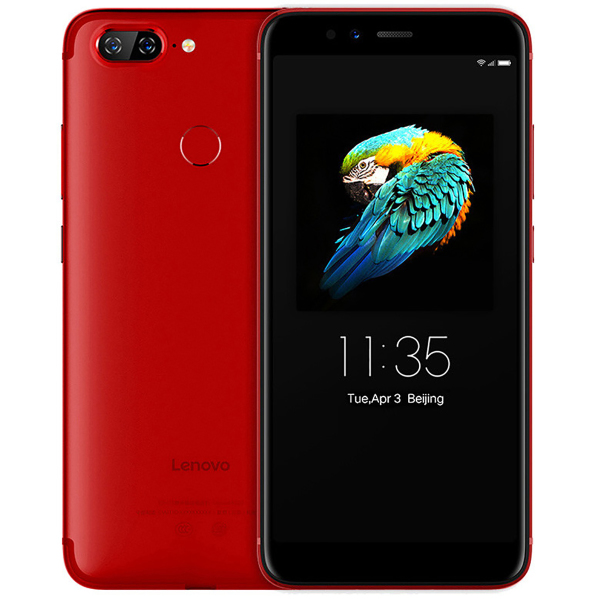 Lenovo S5 64Gb Red