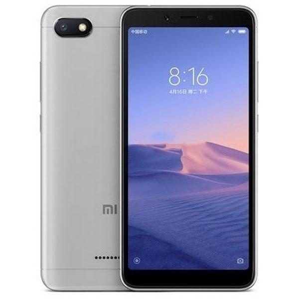 56df9b55f44e6 Купить смартфон Xiaomi Redmi 6A 2Gb 16Gb EU Серый дешево, цена 6990 ...