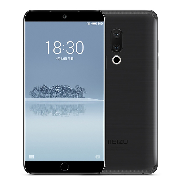Meizu 15 4 128Gb Black