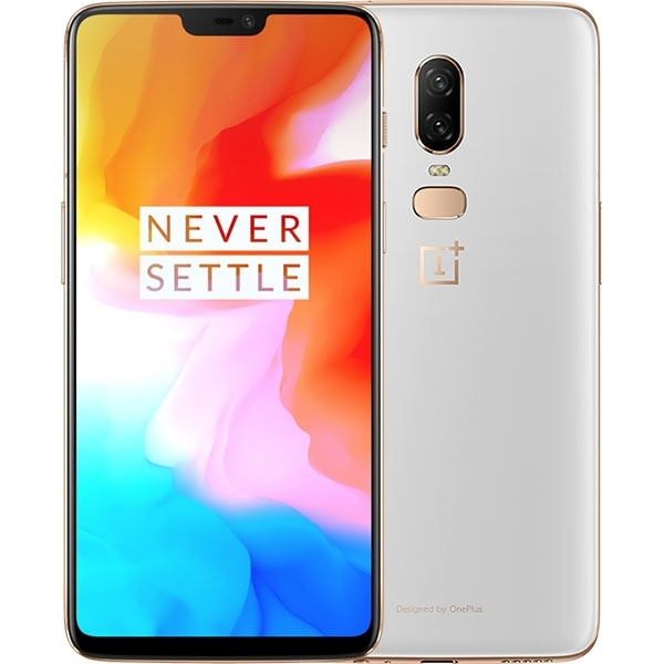 OnePlus 6 8 128Gb Silk White