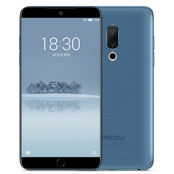 Meizu 15 4 128Gb Blue