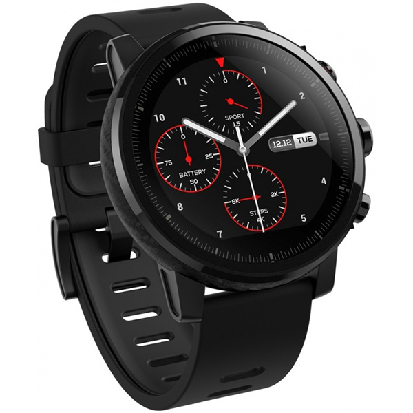 Amazfit Stratos (Smart Sports Watch 2) Black